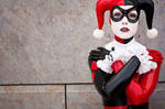 Harley Quinn - Killing Joke by Lie-chee