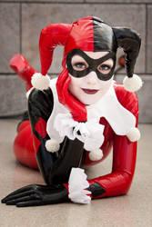 Harley Quinn - Fancy Clown by Lie-chee