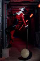 Harley Quinn by Lie-chee