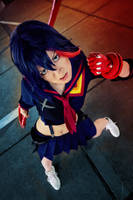 Ryuko Matoi - Looking for trouble? by Lie-chee