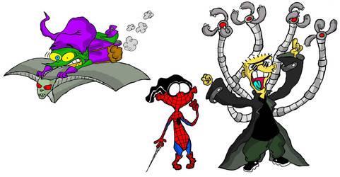 SpiderEdd SpiderEdd by cgaussie