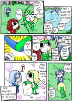 KGD : Dear Diary Pg 5 by cgaussie