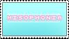 misophonia stamp by OrIando