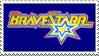 Stamp: Bravestarr by Gatekat