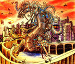 Umbra Rises By Spidermilkshake by Gatekat
