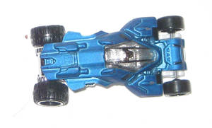 MAX STEEL TURBO RACER blue 1 by Gatekat