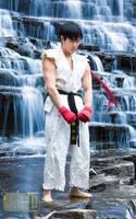 Street Fighter - Ryu - Meditation by JilliD