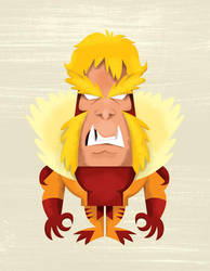 Sabretooth by TheBeastIsBack