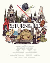 Return of the Jedi by TheBeastIsBack