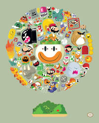 Super Mario World by TheBeastIsBack