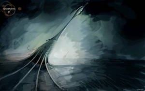 Speed painting v1 by equilibrium3e