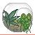 +|F2U|+ Terrarium Bowl Avatar by RariDecor