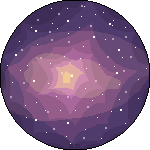 +|F2U|+ Weird Purple Galaxy Thing by RariDecor