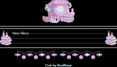 +|F2U|+ Pastel Witchcraft Custombox pt 2 by RariDecor