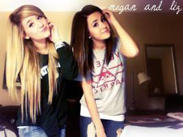 Megan and Liz. by lilubrownie