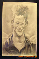 Caricature Prince Harry by nelsonsantos