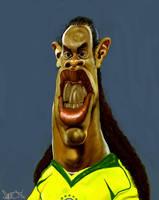 Ronaldinho by nelsonsantos