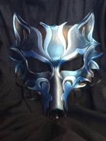 Blue Fox by elementalillusions