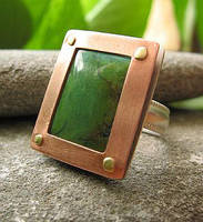 Tortise Ring by evencowgirls