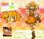 Penelope for Sweet Tarts by DessySaurusRex