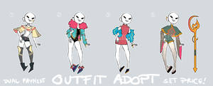 outfit adopts [ CLOSED ] by ReeSell