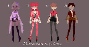 Valentine's day adopt [ OPEN ] by ReeSell