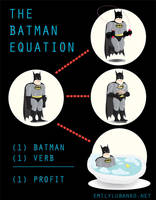 The Batman Equation by spastic-frog