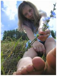 Catch me,ms. summer by Sesilija