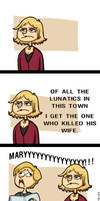 Silent Hill 2 Fun by CopperKidd