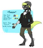 Mirrow Ref by Shiro-Daemon