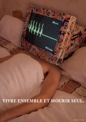 Vivre ensemble et Mourir seul. by oohTony