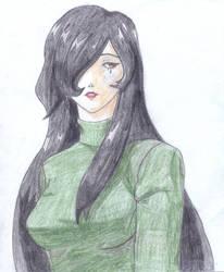 Junko Kurosu by Satomi-Tadashi