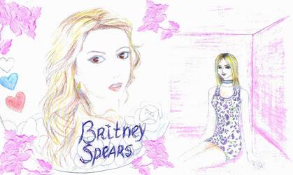 Britney Spears by Satomi-Tadashi