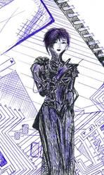 Dir en Grey_Toshiya by Satomi-Tadashi