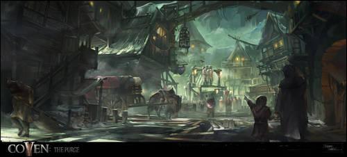 The Midden by XavierWard
