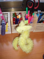 Baby pipe fox plush fs by Ishtar-Creations