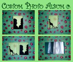 Custom photo album Commission by Ishtar-Creations