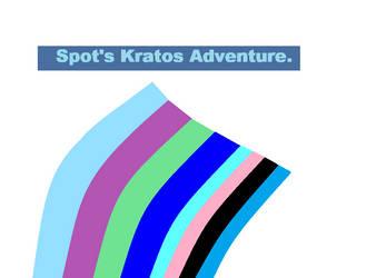 Spot's Krato's Adenture. by ThunderclapLover