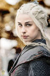 Daenerys Targaryen Cosplay - Game of Thrones S7 by YuukoScarlet