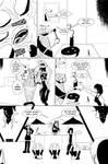 Dei Ex Machina: Zenith Preview (Black and White) by Zumiex