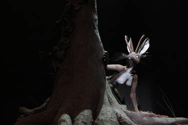 The Jackalope 1 by LauraNeocleous