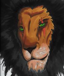 Scar by PDInk