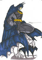 Batman by PDInk