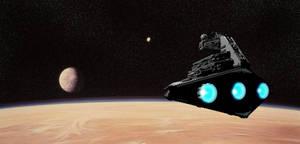 Lego 10030 - Star Destroyer by KnightRanger
