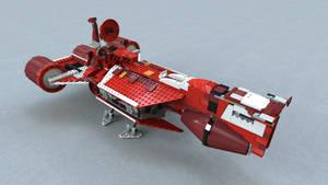 07665 Republic Cruiser by KnightRanger