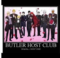 BUTLERS!!! by Otakupower01