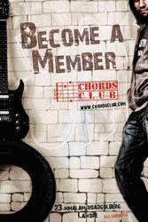 chords club poster 3 by sunnydsl