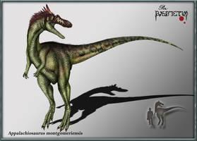 Appalachiosaurus montgomeriens by karkemish00