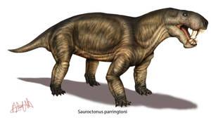 Sauroctonus parringtoni by karkemish00