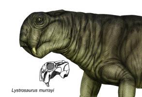 lystrosaurus murrayi by karkemish00